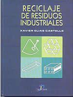 portada libro reciclaje de residuos industriales